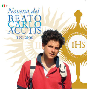 beatro Carlo Acutis